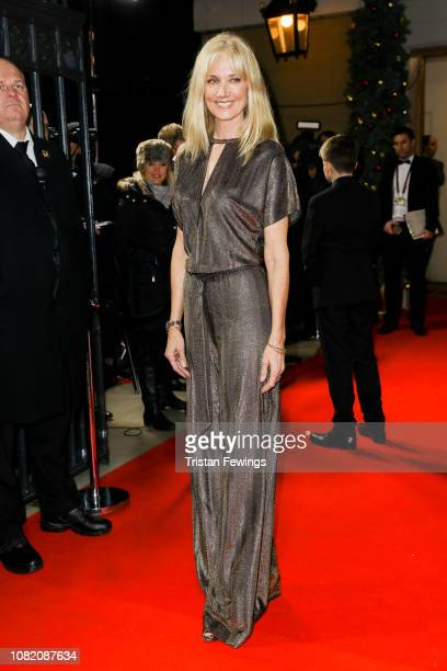 Joely Richardson attends The Sun Military Awards at Banqueting House on December 13 2018 in London England