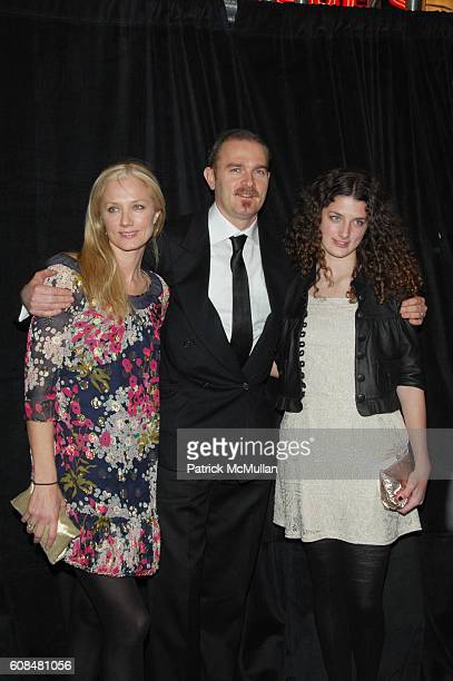 """Joely Richardson, Carlo Gabriel Nero and Daisy Bevan attend """"THE YEAR OF MAGICAL THINKING"""" opening night arrivals at Booth Theater N.Y.C. On March..."""