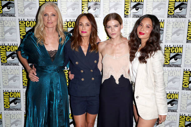 """CA: STARZ """"The Rook"""" At SDCC 2019"""