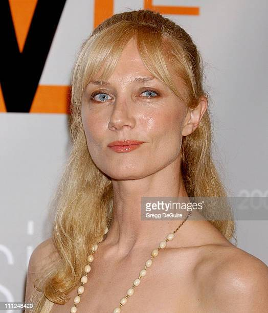 Joely Richardson during 2005 Women In Film Crystal Lucy Awards Arrivals in Beverly Hills California United States