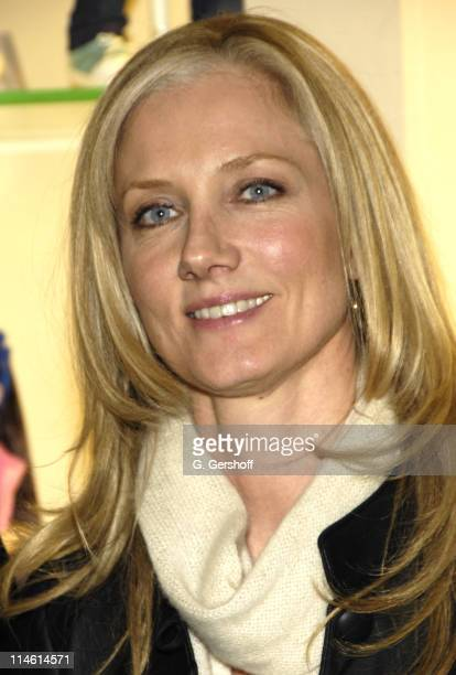 Joely Richardson during FAO Celebrates 'The Last Mimzy' with Doll Signing and Star Appearances March 19 2007 at FAO Schwarz in New York City New York...