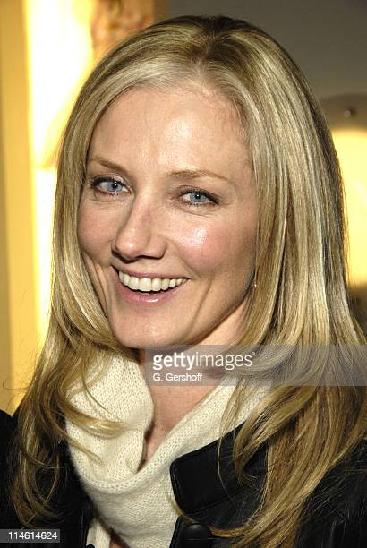 Joely Richardson during FAO Celebrates The Last Mimzy with Doll Signing and Star Appearances March 19 2007 at FAO Schwarz in New York City New York...