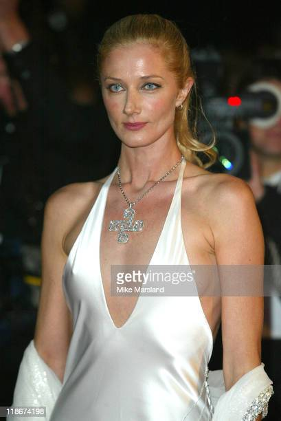Joely Richardson during 'Fashion Rocks' in Aid of The Princes Trust at Royal Albert Hall in London United Kingdom