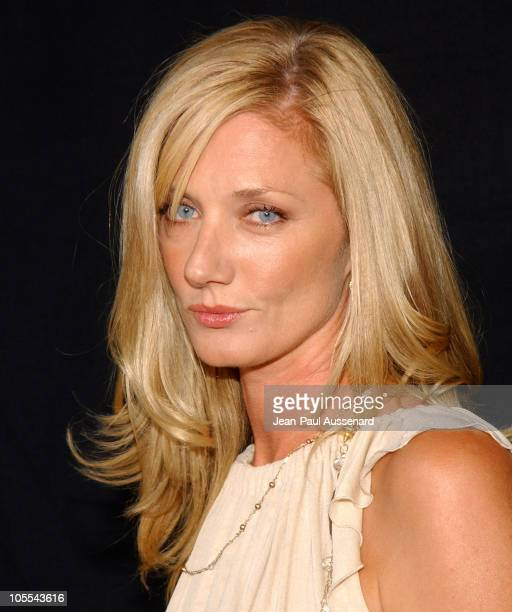 Joely Richardson during FX Networks 'Nip/Tuck' 3rd Season Premiere Screening Arrivals at El Capitan Theatre in Hollywood California United States