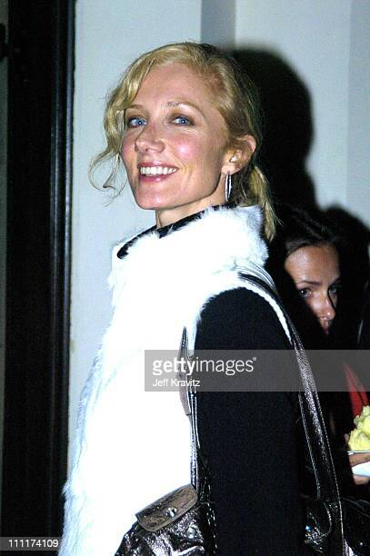 Joely Richardson during HBO Films Pre Golden Globes Party Inside Coverage at Chateau Marmont in Los Angeles California United States