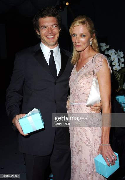 Joely Richardson during MOCA Celebrates 25 Years of Ground Breaking Art Achievements Inside at MOCA at The Geffen Contemporary in Los Angeles...
