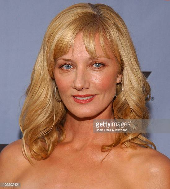 Joely Richardson during 'Nip/Tuck' Season Two Premiere Arrivals at Paramount Theatre in Los Angeles California United States