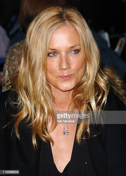 Joely Richardson during The 2005 British Independent Film Awards Outside Arrivals at Hammersmith Palais in London Great Britain