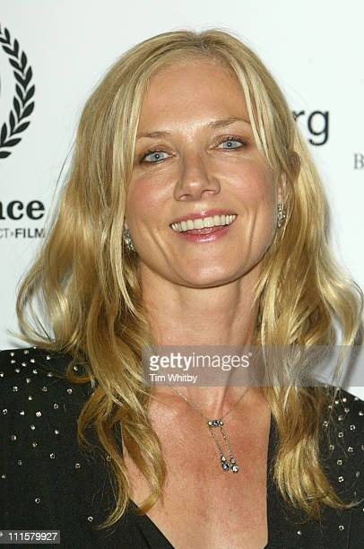 Joely Richardson during The 2005 British Independent Film Awards Press Room in London Great Britain