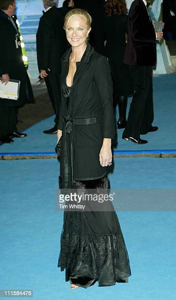 Joely Richardson during 'The Chronicles of Narnia The Lion The Witch and the Wardrobe' London Premiere Outside Arrivals at Royal Albert Hall in...