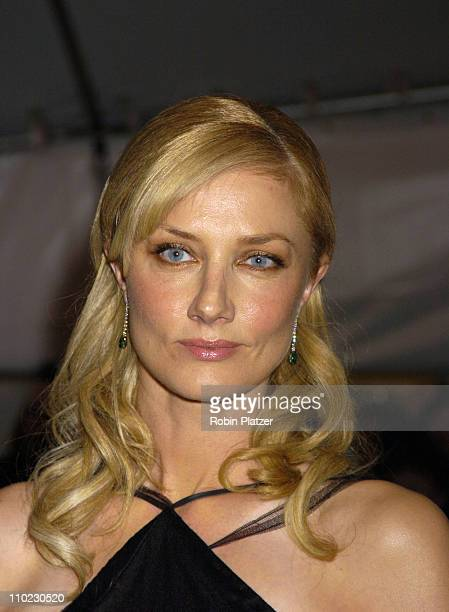 Joely Richardson during The Costume Institute's Gala Celebrating Chanel at The Metropolitan Museum of Art in New York City New York United States