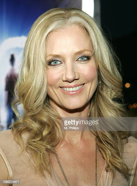 Joely Richardson during 'The Last Mimzy' Los Angeles Premiere Red Carpet at The Mann Village Theatre in Westwood California United States