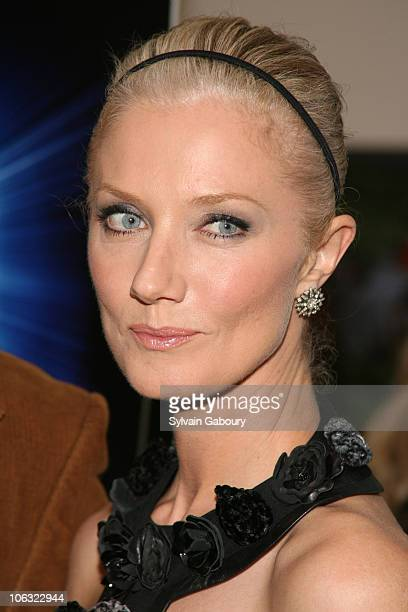 Joely Richardson during The Last Mimzy New York Premiere Inside Arrivals at Museum Of Natural History in New York City New York United States