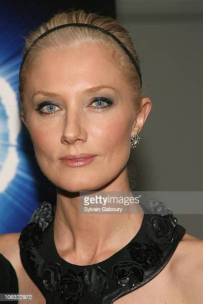 Joely Richardson during 'The Last Mimzy' New York Premiere Inside Arrivals at Museum Of Natural History in New York City New York United States