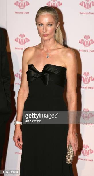 Joely Richardson during The Prince's Trust Gala Dinner at The Roundhouse in London Great Britain