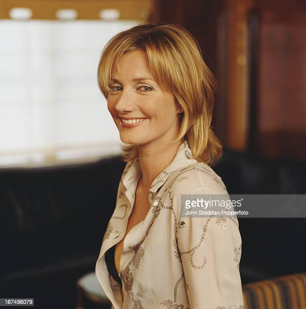 Joely Richardson posed in 1996