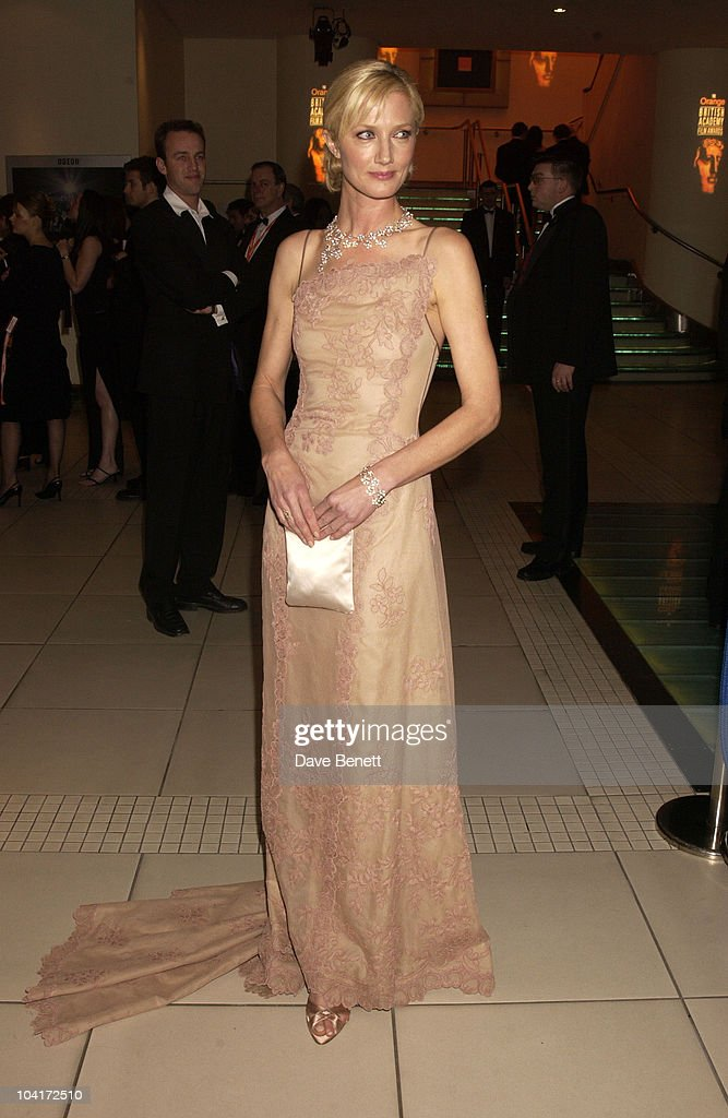 Joely Richardson, The Orange British Academy Film Awards 2003 (bafta), At The Odeon Leicester Square, London