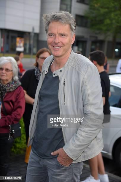 Joerg Pilawa attends the recording of german ARD TV Show 'Klein gegen Gross' on May 19 2019 in Berlin Germany