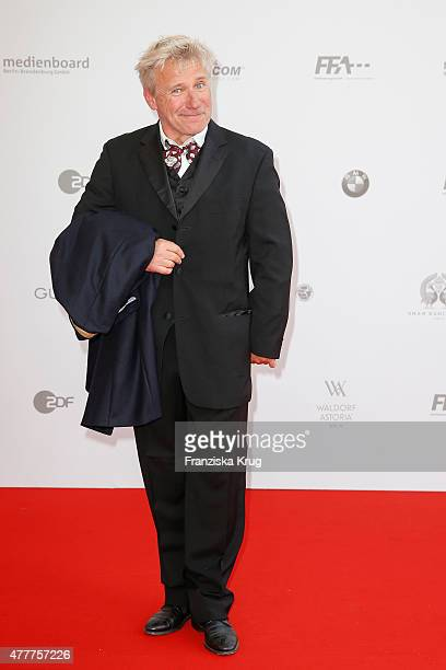 Joerg Schuettauf attends the German Film Award 2015 Lola at Messe Berlin on June 19, 2015 in Berlin, Germany.