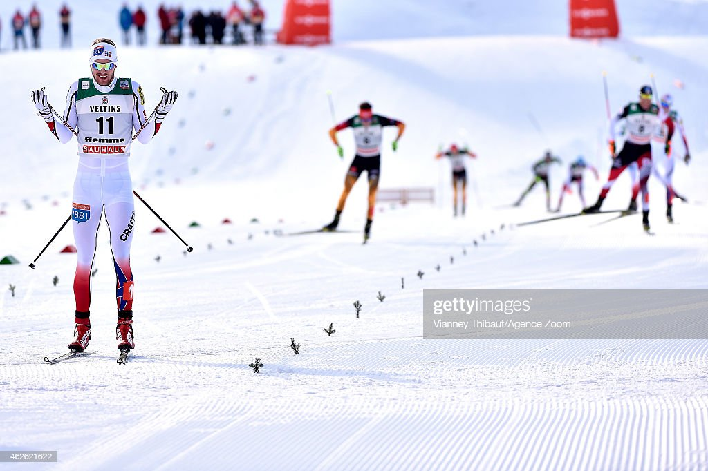 FIS Nordic World Cup - Men's Nordic Combined HS134/10k