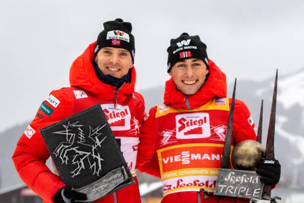 AUT: FIS Nordic World Cup - Nordic Combined Men's Gundersen Normal Hill HS109/15.0 KM