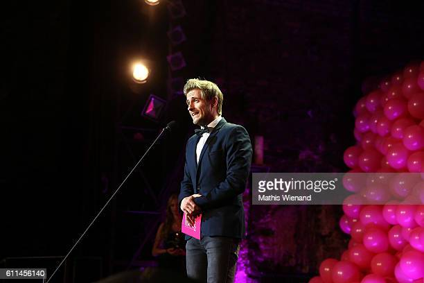 Joern Schloenvoigt attends the InTouch Awards 'Icons & Idols' at Nachtresidenz on September 29, 2016 in Duesseldorf, Germany.