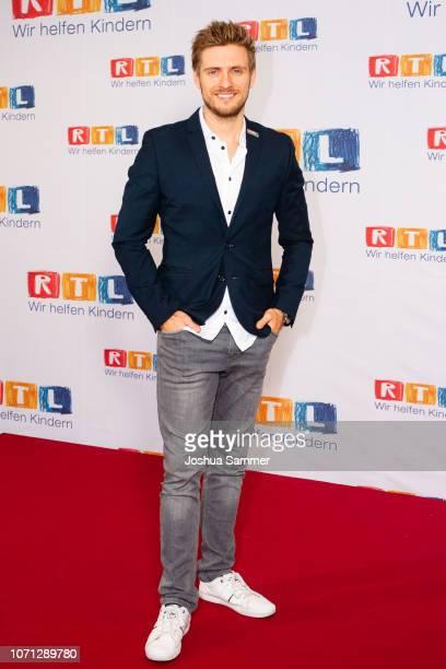 Joern Schloenvoigt during the 23rd RTL Telethon on November 22, 2018 in Huerth, Germany.