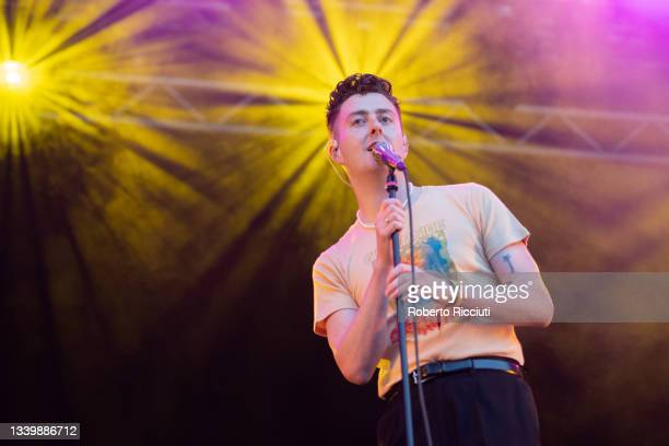 Joesef performs on the King Tut's Stage on the third day of TRNSMT Festival 2021 on September 12, 2021 in Glasgow, Scotland.