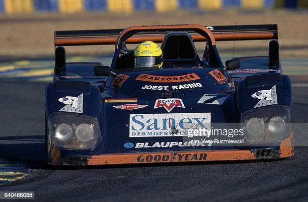 Joest's 24 Hour Le Mans Car