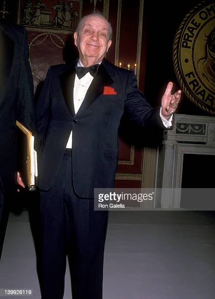 Joey Adams at the Friars Club Roasts Alan King WaldorfAstoria Hotel New York City