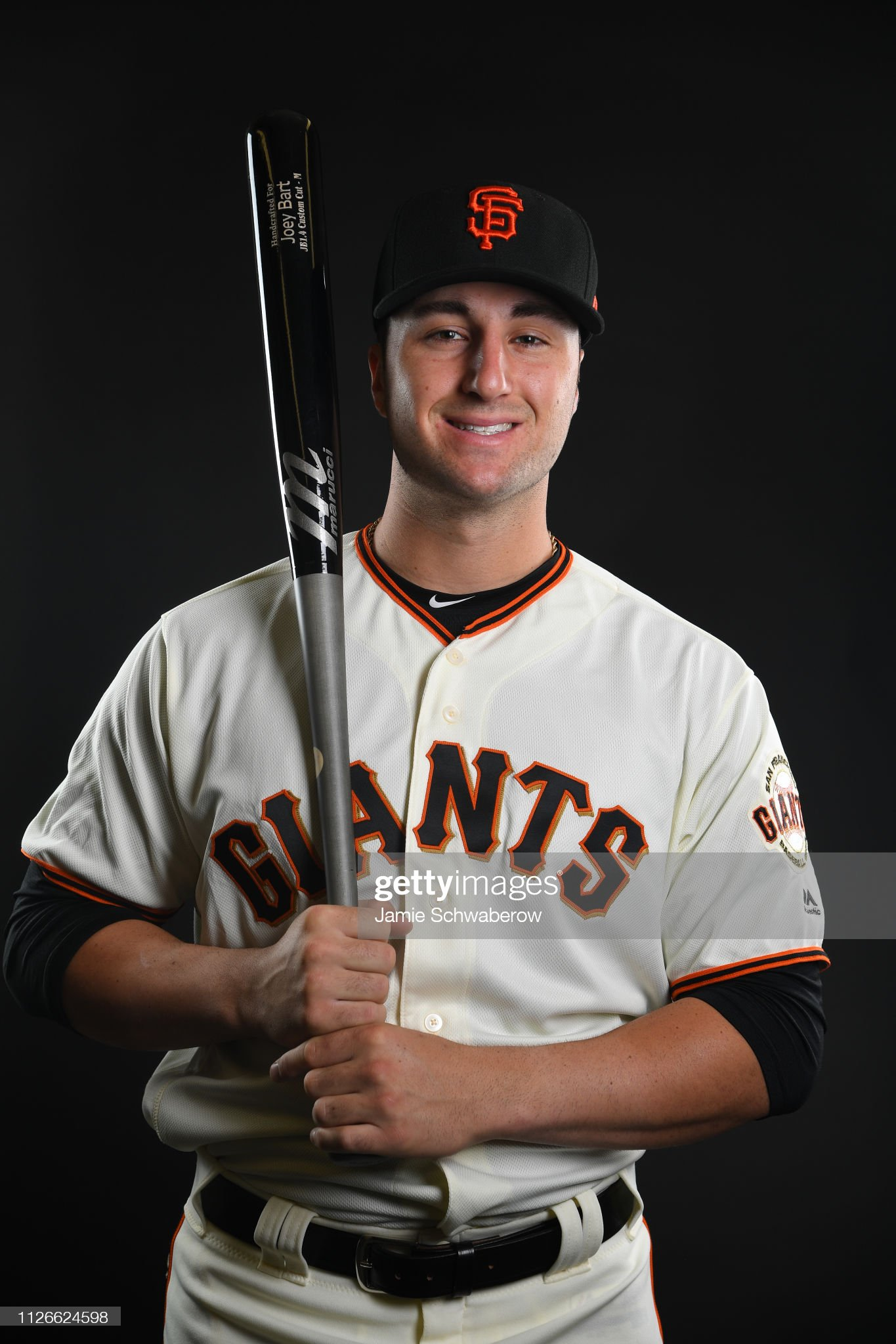 San Francisco Giants Photo Day : News Photo