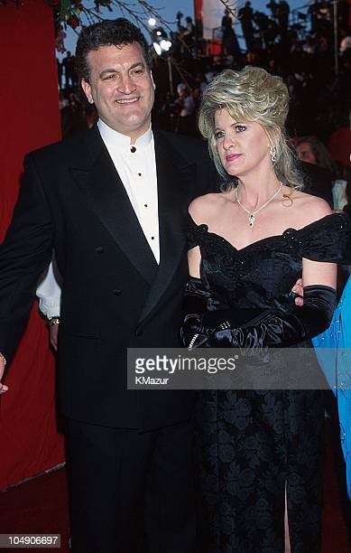 Joey Buttafuoco and wife Mary Jo Buttafuoco during The 67th Annual Academy Awards Arrivals at Shrine Auditorium in Los Angeles California United...