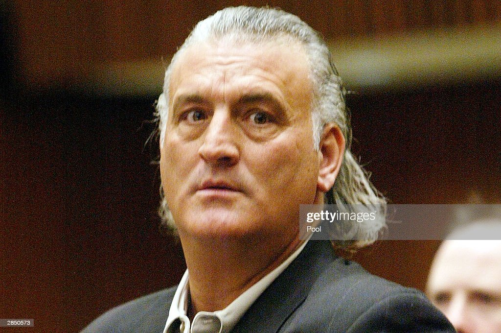 Joey Buttafuoco Pleads Not Guilty To Insurance Fraud : News Photo