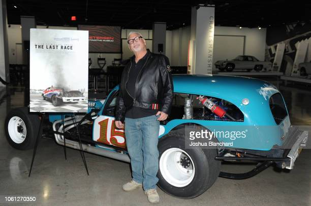 Joey Buttafuoco arrives at the Los Angeles Special Screening Of The Last Race on November 13 2018 in Los Angeles California