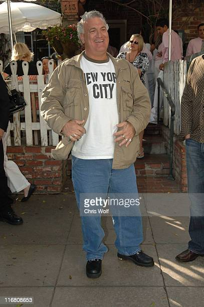 Joey Buttafuoco at The Ivy on October 16 2007 in Los Angeles California