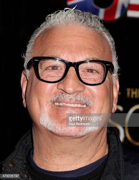 Joey Buttafuoco attends the 7th Annual Toscars Awards Show at the Egyptian Theatre on February 26 2014 in Hollywood California