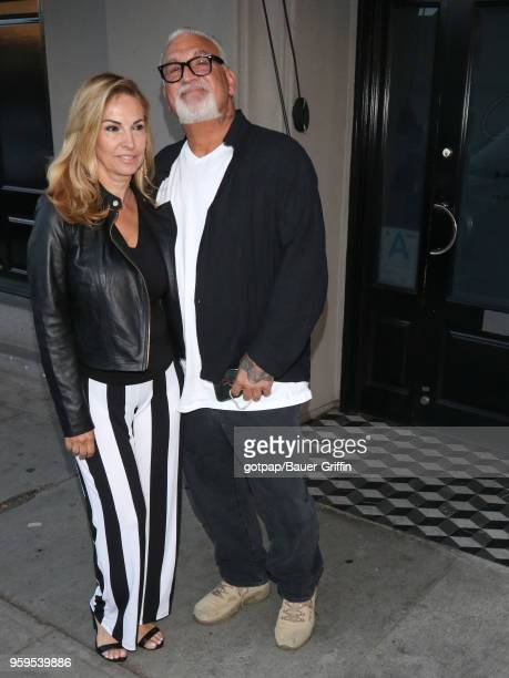 Joey Buttafuoco is seen on May 16 2018 in Los Angeles California