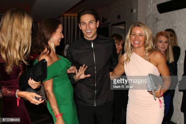 Joey Essex attending the ITV Gala afterparty at Aqua on November 9 2017 in London England