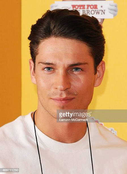 Joey Essex attends the MM's Characters Election launch party at MM's World on April 14 2015 in London England