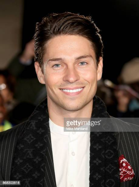 Joey Essex attends the Pride Of Britain Awards at Grosvenor House on October 30 2017 in London England