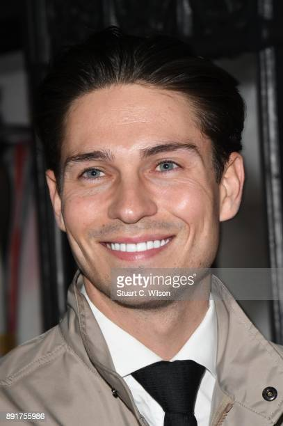 Joey Essex attends The Sun Military Awards at Banqueting House on December 13 2017 in London England