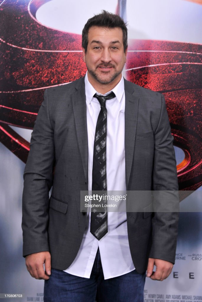 'Man Of Steel' World Premiere - Arrivals : News Photo