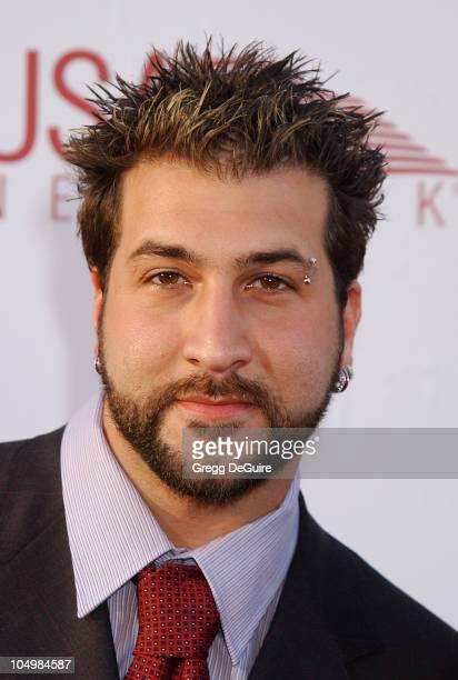 Joey Fatone during 30th AFI Life Achievement Award A Tribute to Tom Hanks at Kodak Theatre in Hollywood California United States