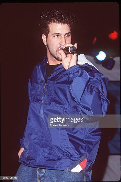Joey Fatone of NSYNC