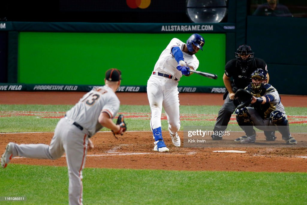 2019 MLB All-Star Game, presented by Mastercard : ニュース写真