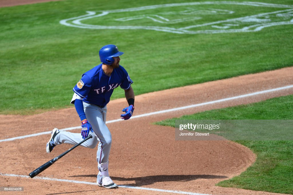 Texas Rangers v Milwaukee Brewers : News Photo