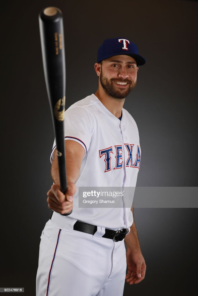 Texas Rangers Photo Day : Fotografía de noticias