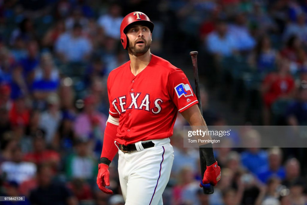 Colorado Rockies v Texas Rangers : News Photo