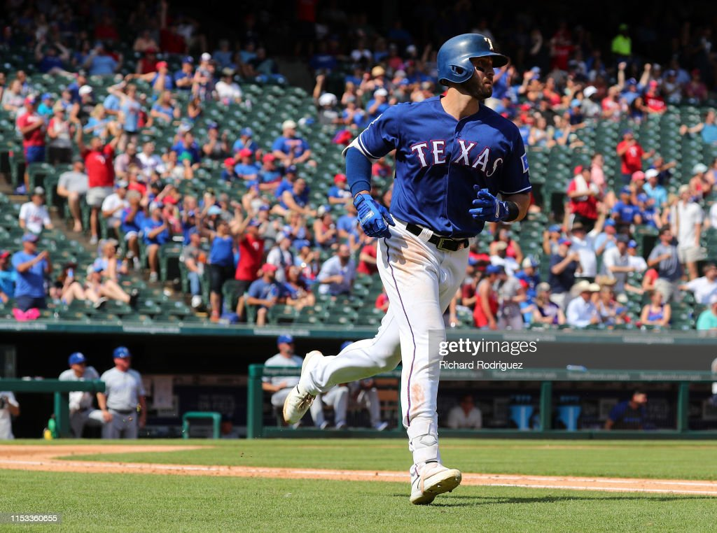 Kansas City Royals v Texas Rangers : News Photo