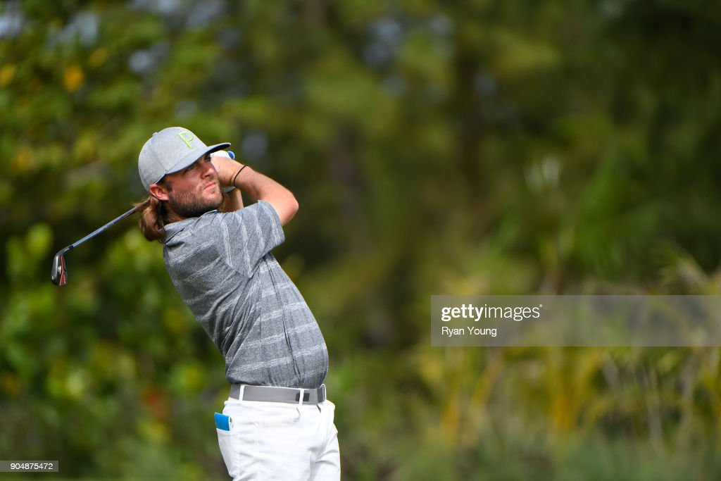 The Bahamas Great Exuma Classic at Sandals Emerald Bay - Round Two : News Photo